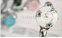 wholesale fashion watch/brand watch- - 10 pcs EYKI Korea Mexican Lotus watches W8063L Tang Yue Se