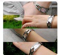 wholesale fashion watch/wrist watch- - 10 pcs EIKY Korea net shaped personalized bracelet watch * adjustable strap