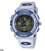 wholesale fashion watch/wirst watch/PASNEW water table, -PSE-048B 10pc/lot 2010 fashion