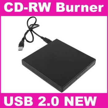 External CD Drive CD-RW Burner for ASUS Eee PC Mini Notebook Laptops