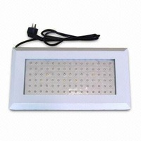 120W LED Grow Light with 4,700lm Luminous Flux and Red660nm:Blue=8:1;, CE Approved