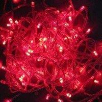 LED String Light;15 meter long;white color;total 150pcs leds;AC85-260V input;