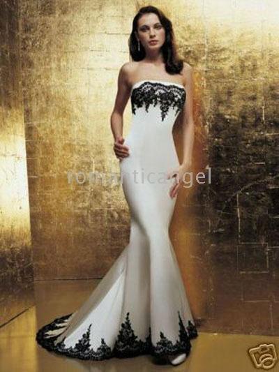 221af3f78437 Abiti eleganti bianchi e neri – Modelli alla moda di abiti 2018