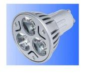 GU10 3*1W led spot light with 85 to 265V input