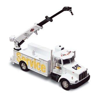 Cat Dealer White Service Truck  toy