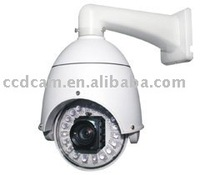 EC-SP1808 Color Outdoor IR High Speed Dome Camera