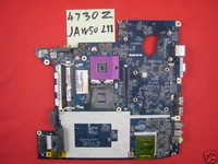 FULLY TESTED Aspire loptop 4730z MotherBoard JAW50 L11