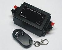 RF LED Single color dimmer;DC12V input;max 8A output