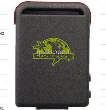 Child Car Tracker Mini Real Time Smart GSM / GPRS / GPS kid