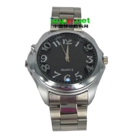 Wireless Hidden Watch Camera mini video watch(China (Mainland))
