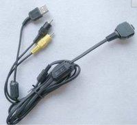 Genuine USB AV Cable VMC-MD1 for SONY P200 W200 W300 T700 T900