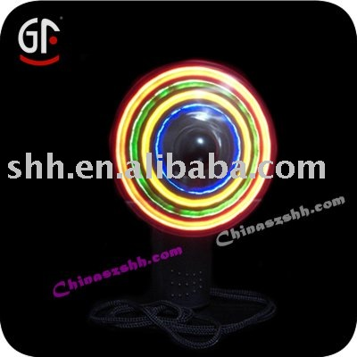 Flashing Mini Fan(China (Mainland))