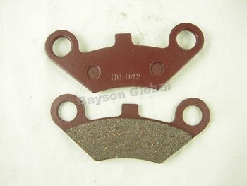 Free Shipping BRAKE PAD SET ATV Parts @80057