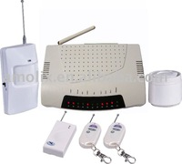 Free shipping House using Intelligent GSM Alarm System by manufacturer
