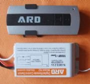 Single remote control switch for household lighting(China (Mainland))