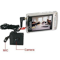 New Mini DVR 2.4 inch TFT LCD With High Pixels Built in 2GB Flash Memory 1.0Lux Minimum Illumination(China (Mainland))