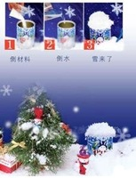 FREE shipping/SnowSparkle/Artificial snow / Christmas snow / Set fake snow / window decoration / 1kg from