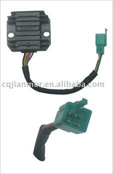 ZJ125 regulator of motorcycle spare parts