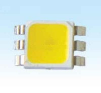 0.5W 5050 SMD LED,with 3.0-3.6 forward voltage,150ma, 120 degree viewing angle,6000-7000K,pure white