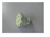 SMD LED Spot light;MR11 base;10pcs 5050 led;120lm;5500K-6000K,cold white