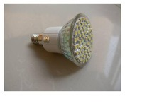 SMD LED Spot light; E14 base;60pcs 3528 led;300lm;5500K-6000K,cold white