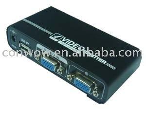 350 HMZ VGA Splitter (Video Splitter)