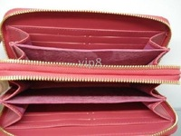 /Clutch wallets/purse/notecase/checkbook 1 New women`s red wallet