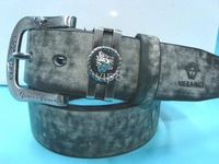 packaging- retail &2 Brand new men`s ersace Belt/buckles With Box and original