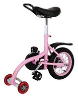 free shipping Easy Portable Walking Balance Bike With High Quality Pink red