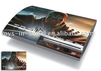 Skin stickers for PS3
