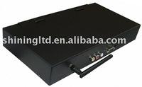 WIFI network media player box