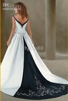 size free #p.21 2010 New stunning wedding dress bridal gown
