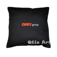 Custom Logo Custom Design OEM Promotional Cushion Cover, Small Order Acceptable