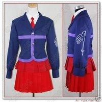 Umineko no Naku Koro Ni JESSICA Cosplay Costume COUSTOM Ver1