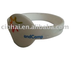 Printing Silicon Hand Band in lowest price(China (Mainland))