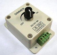LED Dimmer;DC12V-24V input;P/N:LN-XDIMMER-1CH-12V