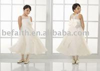 FL-1313 Free Shipping Lovely Flower Girl Dresses