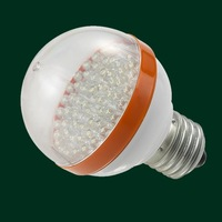 LED Corn Light with E27 Base;60pcs 5mm dip led;3-3.5W;300-400lm;white color;P/N:HA002