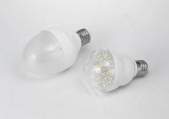 LED Corn Light with E27 Base;60pcs 5mm dip led;3-3.5W;240-330lm;P/N:HA002A