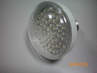 LED bulb with E27 Base;60pcs 5mm dip led;3-3.5W;300-350 lm;P/N:HA016B
