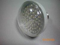 LED bulb with E27 Base;60pcs 5mm dip led;3-3.5W;300-350 lm;P/N:HA016B