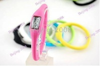 Waterproof Watch ## Fluorescence Tourmaline Power Minus ion Health Sports Watch Hot sale 800pcs/lot