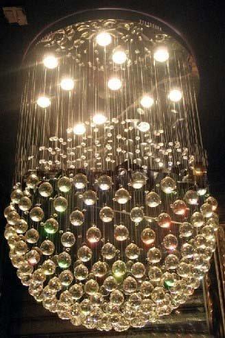 Kristallen bol hanglamp koop goedkope kristallen bol hanglamp loten van chinese kristallen bol - Eigentijdse hangerlamp ...