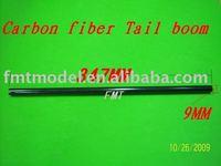 F01296,   Carbon fiber Tail boom for  TREX T-REX 450 SE V2 GF XL CF S  + Free shipping via CPAM