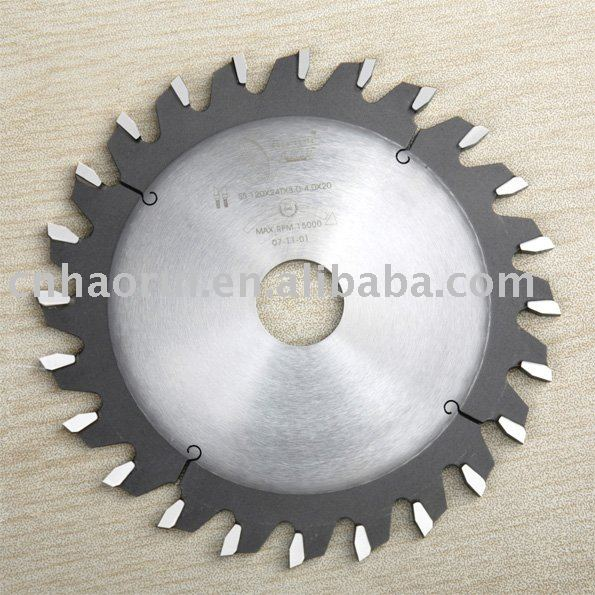 Premium quality TCT scoring saw blade (160*4.3-5.3*45*36T) Whole sale(China (Mainland))