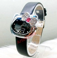 New Design Hello Kitty Ladies Wrist Watches,Lk6-Bk