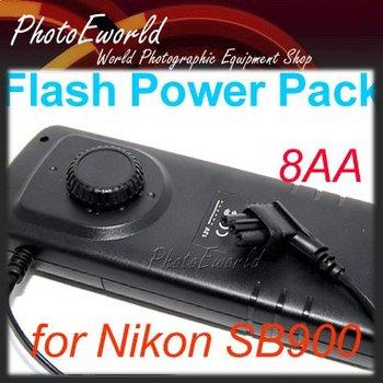 JJC FB-2 External Flashgun Power Battery Pack