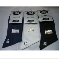 Free shipping--Wholesale men's casual socks (4 colors)