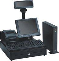 Touch POS terminal