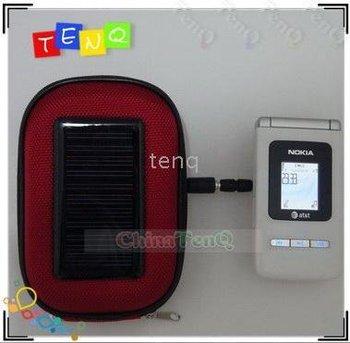 15pcs_mini Solar panel Charger Camera Bag for Phones